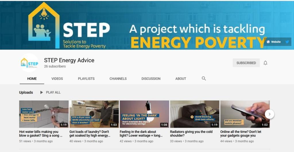 Hands-on energy efficiency videos
